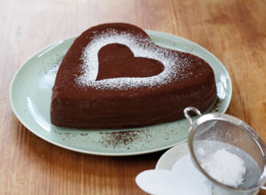 Rezept Fur Saftigen Nutella Kuchen Kitchengirls