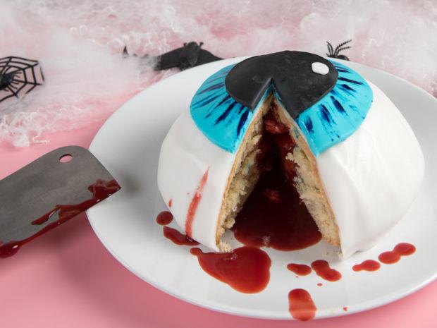 Rezept Fur Augenkuchen Zu Halloween Kitchengirls