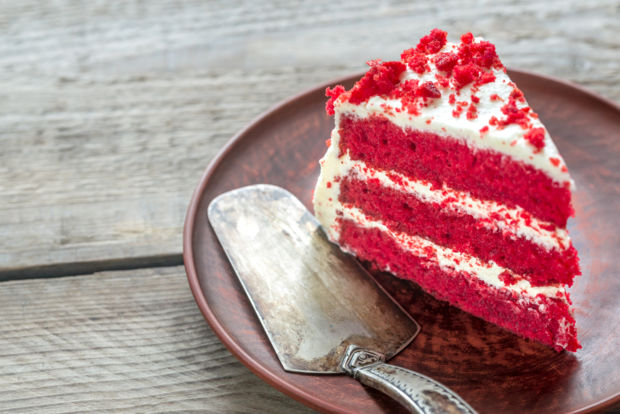 Rezept f r red velvet cake kitchengirls for Kuchen neuheiten