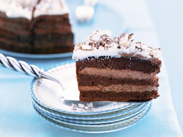 Rezept Fur Cappuccino Torte Kitchengirls