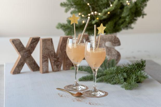 weihnachtlicher aperitif