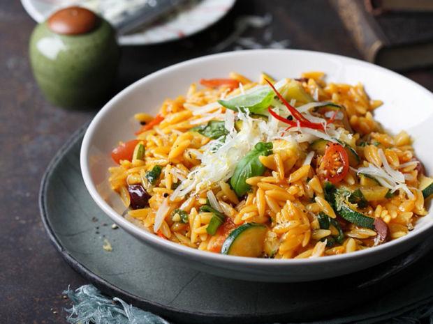 Rezept Für Pastasotto Alla Verdura Kitchengirls