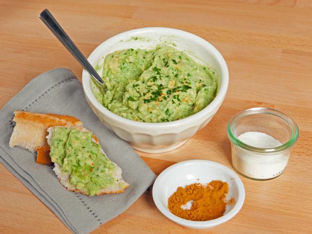 rezept f r avocado dip ohne knoblauch kitchengirls. Black Bedroom Furniture Sets. Home Design Ideas