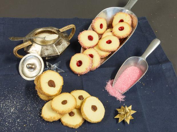 Rezept Für Heidesand Plätzchen Kitchengirls