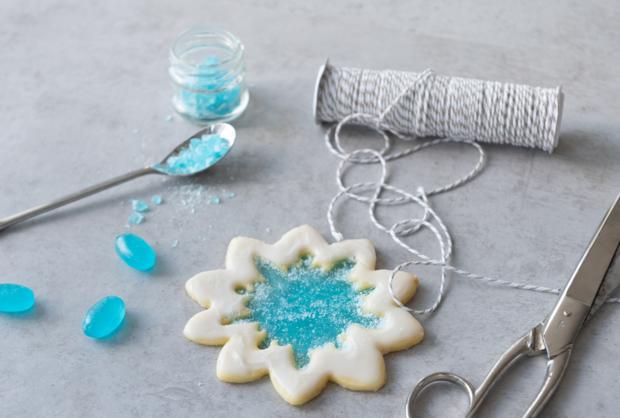 Rezept Fur Fensterglas Kekse Kitchengirls