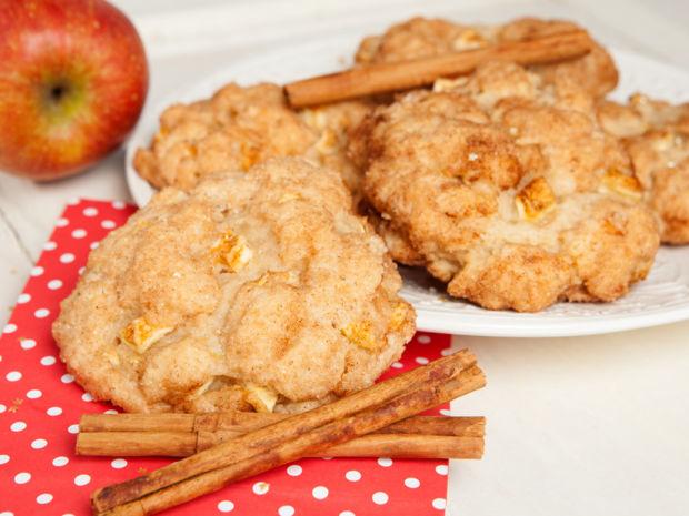Rezept Fur Schnelle Apfel Zimt Quarkballchen Kitchengirls