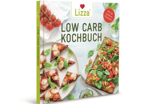 Erstes Low Carb Kochbuch von Lizza | Kitchengirls