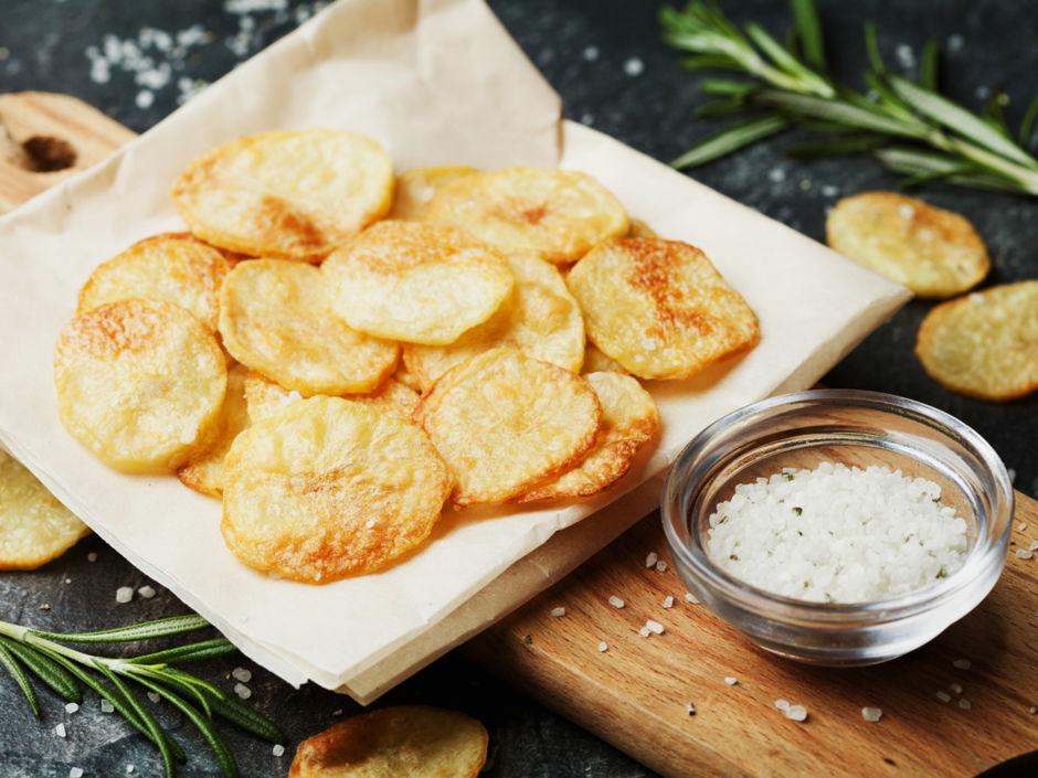 chips selber machen tipps und anleitung kitchengirls. Black Bedroom Furniture Sets. Home Design Ideas