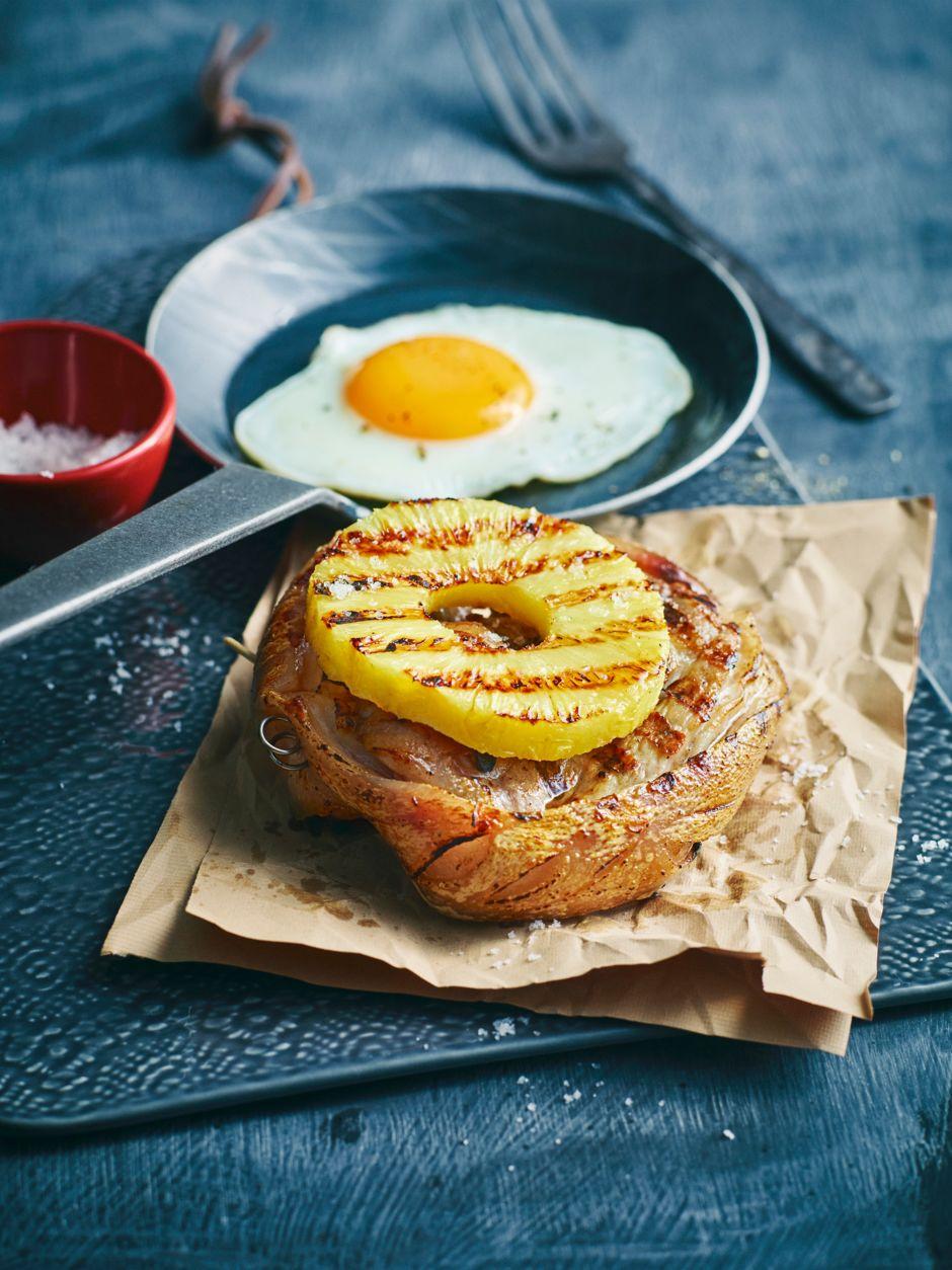 Save Gegrillte Ananas