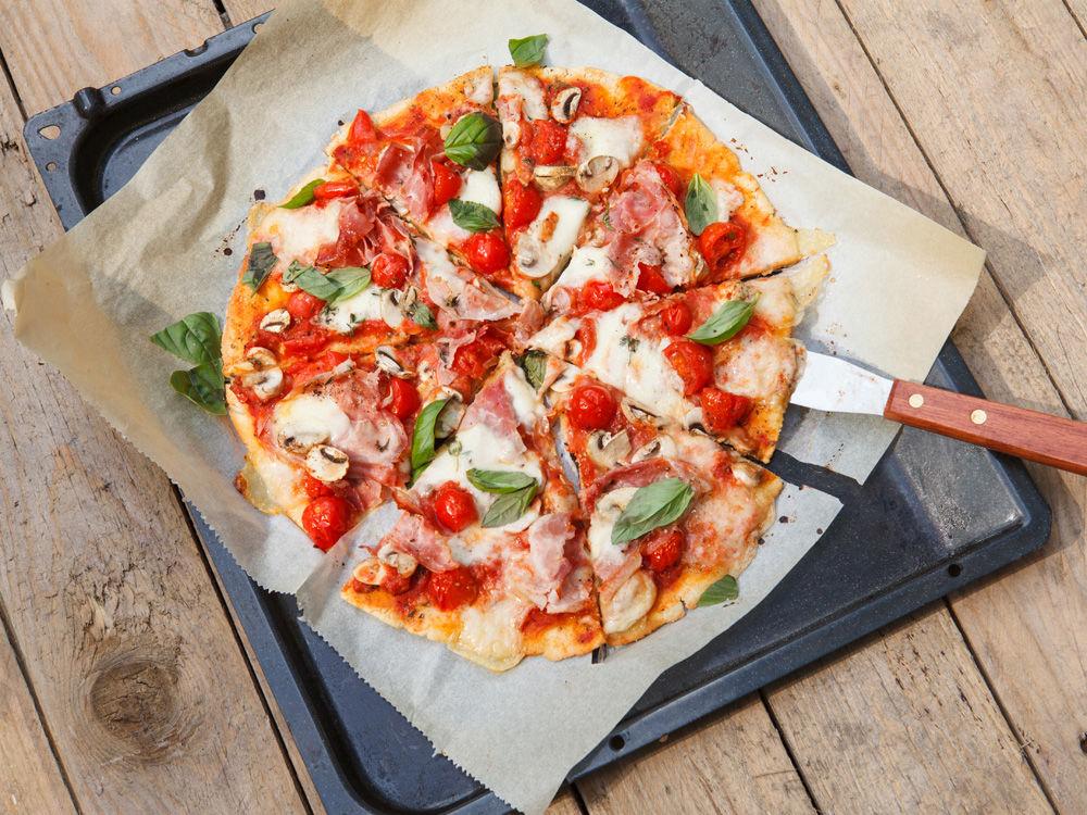 Rezept Für Pizza Vom Grill Kitchengirls